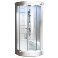 Душевая кабина Aquanet Malibu прозрачное стекло, без г/м