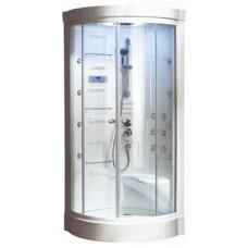 Душевая кабина Aquanet Malibu прозрачное стекло, с г/м