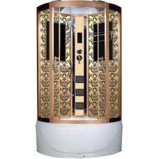 Душевая кабина Niagara Lux 7710G золото
