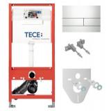 Система инсталляции для унитазов TECE TECEprofil 9300000 прокладка + крепеж