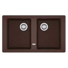 Мойка кухонная Franke Basis BFG 620 шоколад