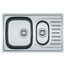 Мойка кухонная Franke Polar PXN 651-78 сталь