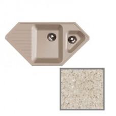 Мойка кухонная GranFest Corner GF-C950E песочный