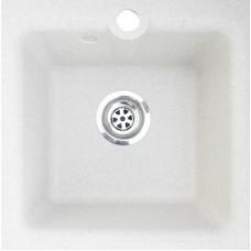 Мойка кухонная GranFest Practic GF-P420 белый
