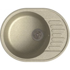 Мойка кухонная GranFest Quarz GF-Z 58 песок