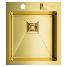 Мойка кухонная Omoikiri Akisame 41-LG светлое золото