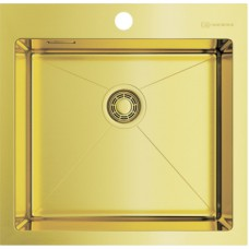 Мойка кухонная Omoikiri Akisame 51-LG светлое золото