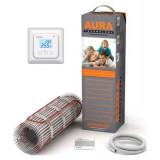 Теплый пол Aura Technology MTA 1650-11,0 с терморегулятором