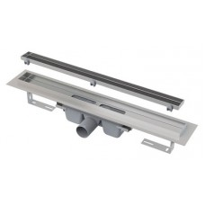 Душевой лоток AlcaPlast APZ107-Floor 850 с решеткой и опорами