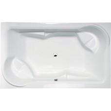 Акриловая ванна Alpen Duo 200x120 16111