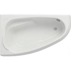Акриловая ванна Cersanit Joanna 150x95 WA-JOANNA*150-L левая