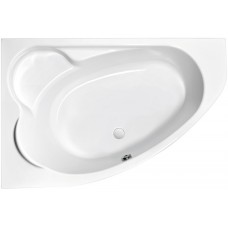 Акриловая ванна Cersanit Kaliope 170x110 WA-KALIOPE*170-L левая