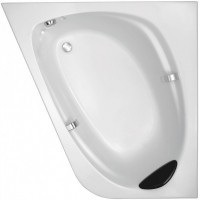 Акриловая ванна Jacob Delafon Odeon Up 140x140 E6070RU-00 правая