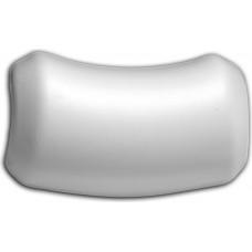 Подголовник для ванны 1MarKa Ekа P белый