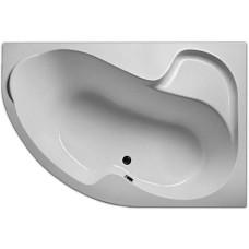 Акриловая ванна Marka One Aura 150x105 01106 R правая