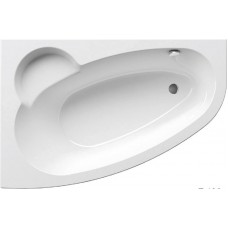 Акриловая ванна Ravak Asymmetric 150x100 C441000000 левая