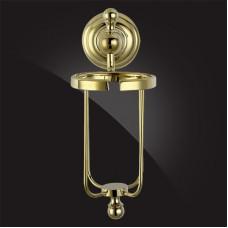 Держатель освежителя воздуха Elghansa Praktic Gold PRK-860-Gold золото