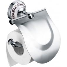 Держатель туалетной бумаги Fixsen Bogema FX-78510 с крышкой