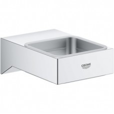 Держатель Grohe Selection Cube 40865000 для стакана или мыльницы