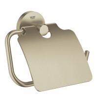 Держатель туалетной бумаги Grohe Essentials 40367EN1 никель матовый