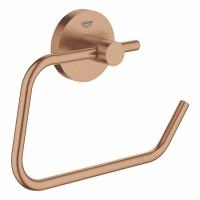 Держатель туалетной бумаги Grohe Essentials 40689DL1 теплый закат матовый