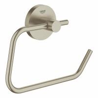 Держатель туалетной бумаги Grohe Essentials 40689EN1 никель матовый