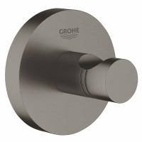 Крючок Grohe Essentials 40364AL1 темный графит матовый