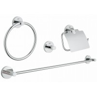 Набор аксессуаров Grohe Essentials 40776001 4 предмета
