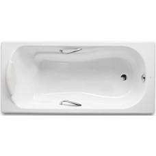 Чугунная ванна Roca Haiti 160х80 2330G000R