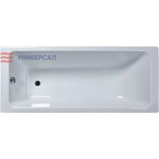 Чугунная ванна Универсал Оптима 160x70