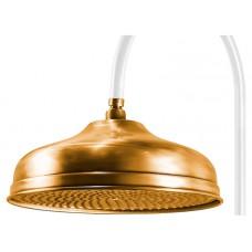 Верхний душ Caprigo 99-101-oro (30 см)