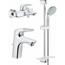 Комплект для ванной Grohe Eurostyle New 124416