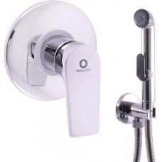 Гигиенический душ Rav Slezak Colorado CO042 со смесителем, С ВНУТРЕННЕЙ ЧАСТЬЮ