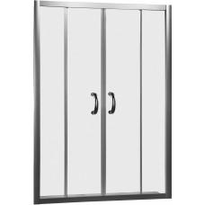 Душевая дверь в нишу Am.Pm Bliss L Solo Twin 140 см