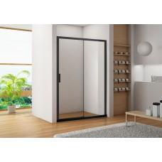 Душевая дверь Aquanet Pleasure AE60-N-140H200U-BT 140 см прозрачное стекло