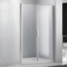 Душевая дверь в нишу BelBagno Sela B 2 110 C Cr