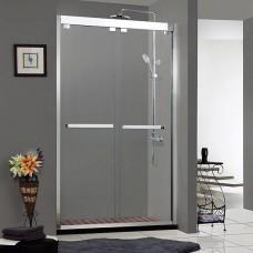 Душевая дверь в нишу Bravat Stream 120x200 двойная