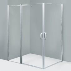 Душевой уголок Am.Pm Bliss L 120x80 см, 2 двери