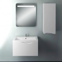 Мебель для ванной 1MarKa Этюд 58П белый глянец