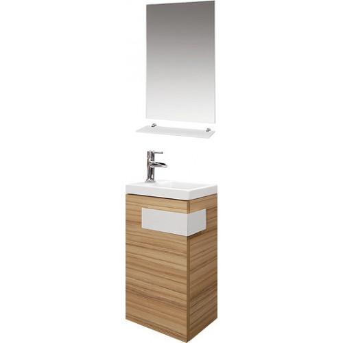 Мебель для ванной 1MarKa Ноктюрн 40П коко боло