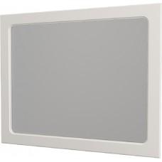 Зеркало 1MarKa Прованс 105 белый глянец