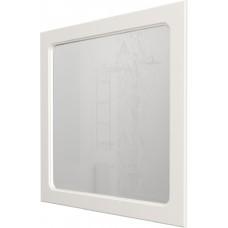 Зеркало 1MarKa Прованс 85 белый глянец
