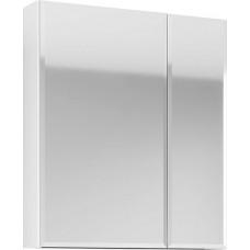 Зеркало-шкаф 1MarKa Соната 75 белый глянец
