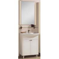 Мебель для ванной Акватон Альпина 65 напольная дуб молочный