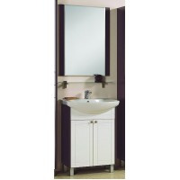 Мебель для ванной Акватон Альпина 65 напольная венге