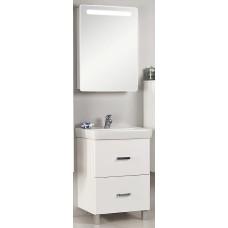 Мебель для ванной Акватон Америна 60 Н напольная белая левая