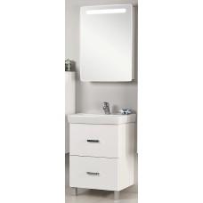 Мебель для ванной Акватон Америна 60 Н напольная белая правая