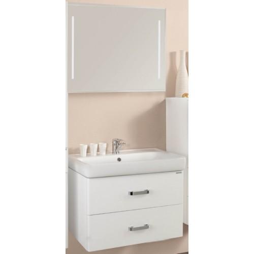 Мебель для ванной Акватон Америна 80 подвесная белая