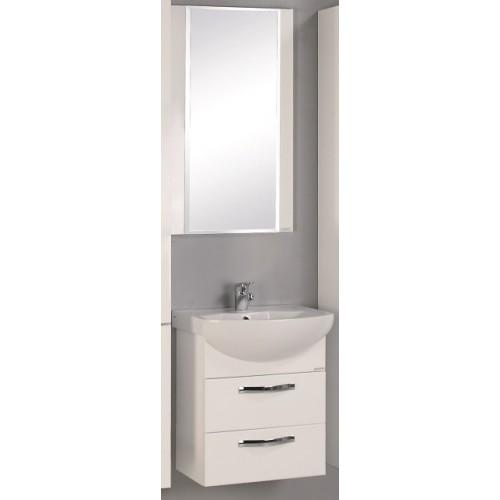 Мебель для ванной Акватон Ария 50 М подвесная белая