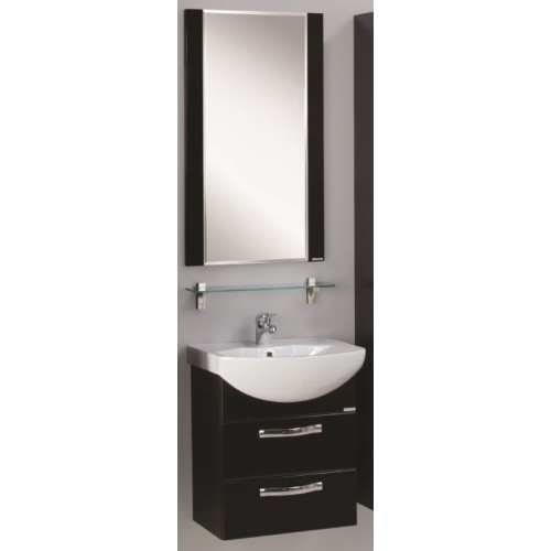 Мебель для ванной Акватон Ария 50 М подвесная черная